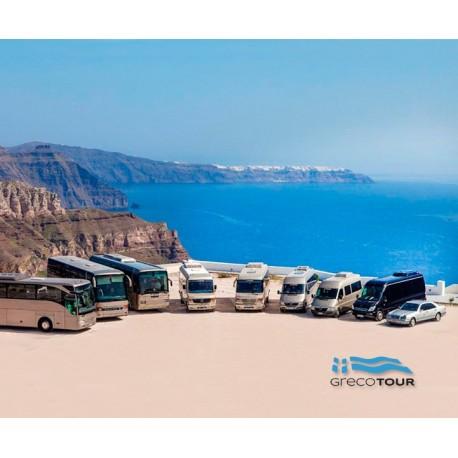 Traslados en Santorini - Aeropuerto, Puerto, Hotel