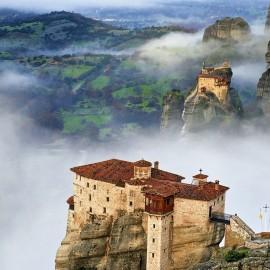 Excursión a Meteora Tour de 1 día en Tren desde Atenas - Importe NETO para Agencias