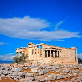 11DIAS Viaje Atenas, Crucero 3Días, Circuito Cultural Bus 4Días