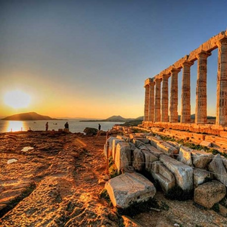 Excursion al Cabo Sunion (Sounion) | Excursiones desde Atenas