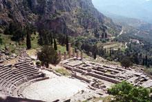 Circuito Cultural por Grecia | Teatro de Delfos