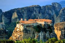 Circuito Grecia Cultural | Monasterios Meteora