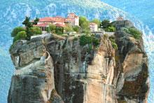 Tour a los monasterios de Meteora desde Atenas
