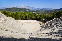 Circuito Cultural por Grecia | Teatro de Epidauro (Peloponeso)