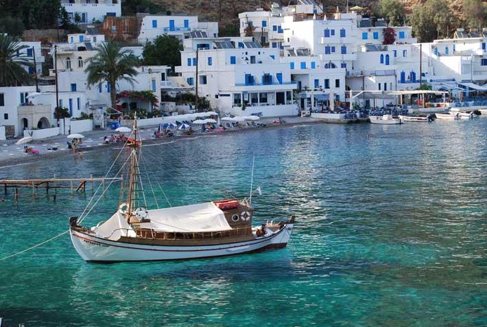 Loutro, Creta