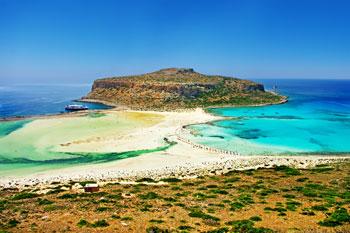 Playa de Balos (Gramvousa), Creta