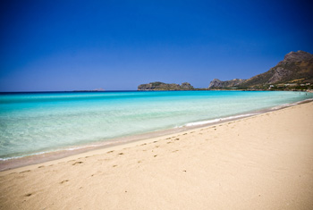 Playas de Chania, Creta (Grecia)