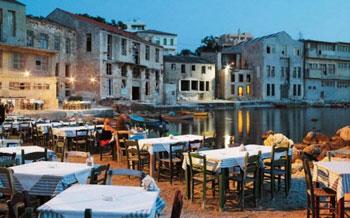 Restaurantes en Chania recomendados y aconsejados