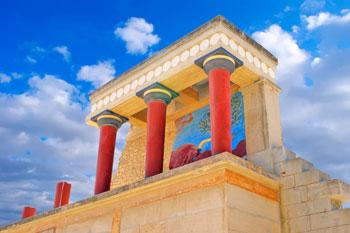 Isla griega de Creta