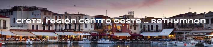 Región de Rethymnon, Creta