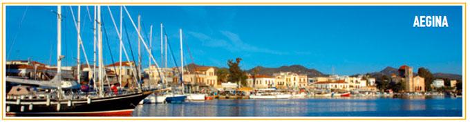 Crucero a Aegina (Egina) desde Atenas
