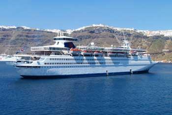 Crucero 3 Dias Celestyal Cruises | Egeo Icónico | Barco Crucero Celestyal Olympia