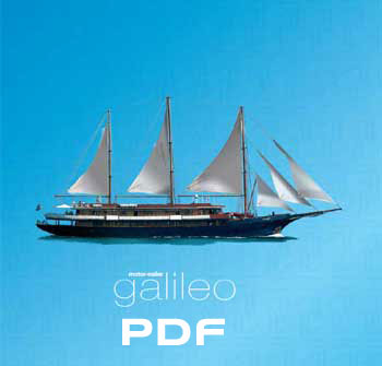 Folleto PDF de la Goleta Galileo