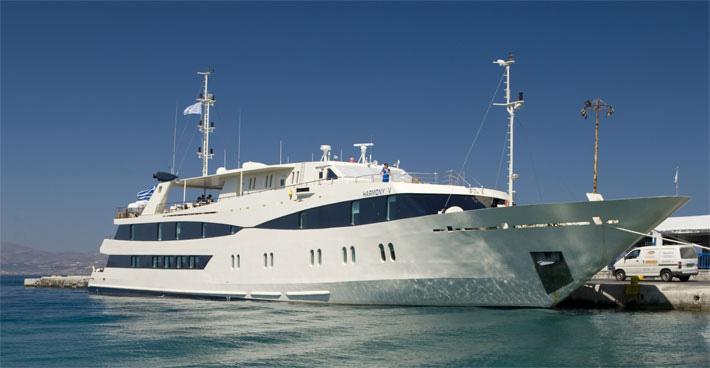 Crucero Grecia Clásica (Classical Greece) | Variety Cruises Harmony V
