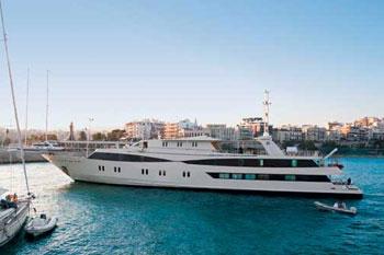 Barco Crucero Harmony V de Variety Cruises