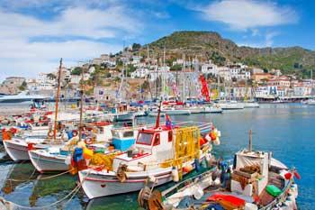 Isla griega de Hydra, Grecia
