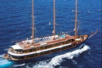 Barco Crucero Galileo de Variety