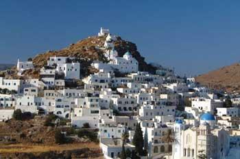Isla griega de Ios, Grecia