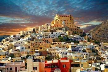 Siros (Syros), Grecia
