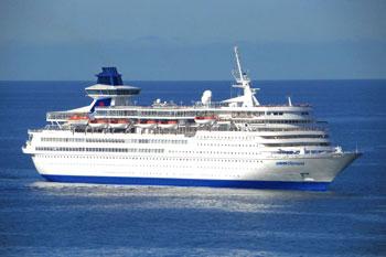El barco Celestyal Olympia