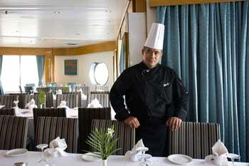 Celestyal Olympia | Restaurante y Gastronomía a bordo