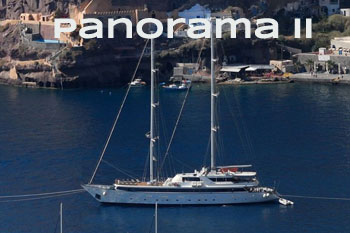 Mega Velero Panorama II de Variety Cruises