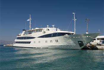 Crucero Grecia Clásica | MY Harmony V | Variety Cruises