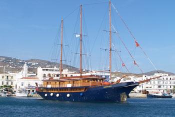 Crucero Joyas de las Cícladas | MG Galileo | Variety Cruises
