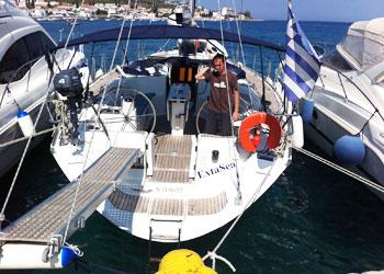Crucero en Velero por Grecia | Salida de Santorini