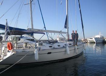 Crucero en Velero por Grecia | Salida de Mykonos