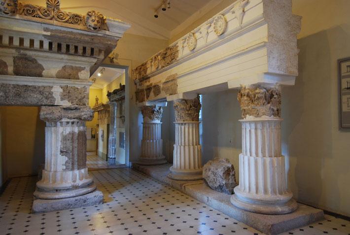 Museo de Epidauro, Grecia