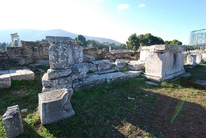 Templo de Asclepio, Epidauro