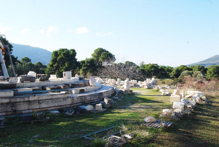 El Tholos de Epidauro
