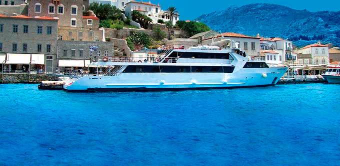Crucero desde Atenas