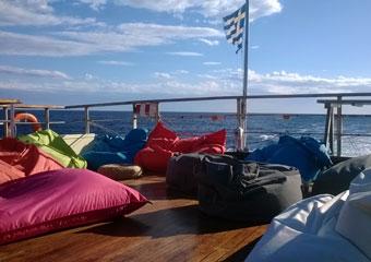 Crucero desde Atenas por las islas del Sarónico