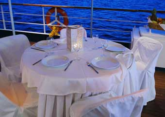 Crucero por las islas del Saronico