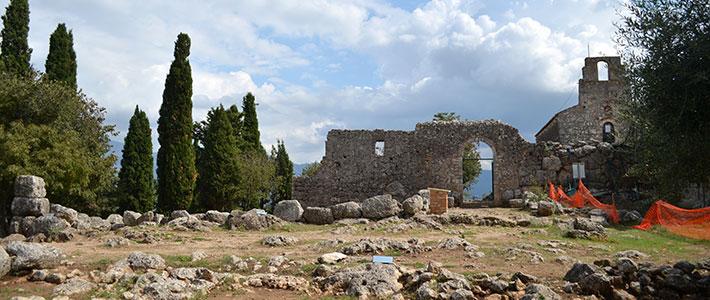 Efira, en la región de Epiro de la Grecia Continental