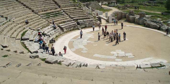 Grecia de nuevo a la lista del patrimonio mundial