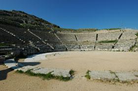 Filipos, en la region de Macedonia de la Grecia Continental