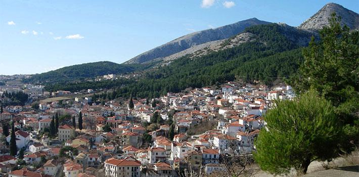 Xanthi, en la región de Tracia de la Grecia Continental
