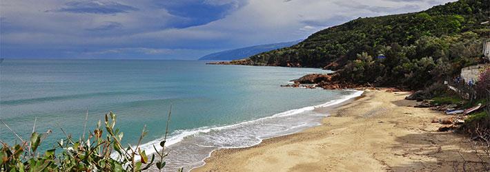 Larisa, en la region de Tesalia de la Grecia Continental