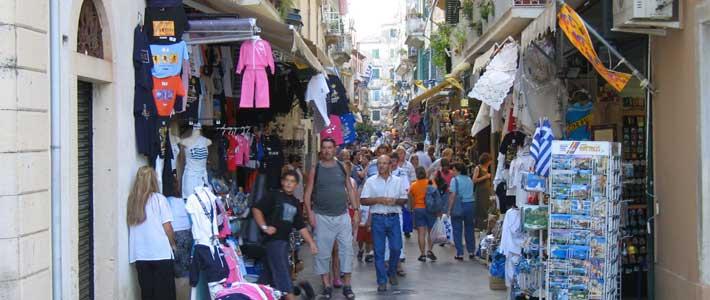Horarios Comerciales en Grecia, Grecia