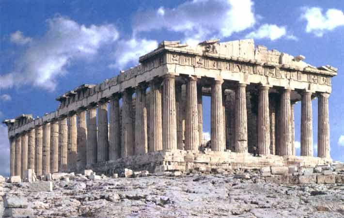 Historia de Grecia, Grecia