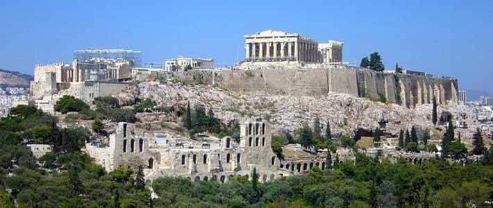 Museos de Grecia, Grecia