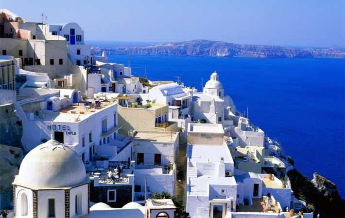Transporte Maritimo y Rutas por Barco en Grecia, Grecia