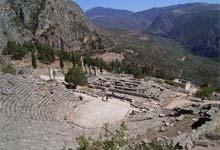 Yacimientos Arqueologicos de Grecia, Grecia