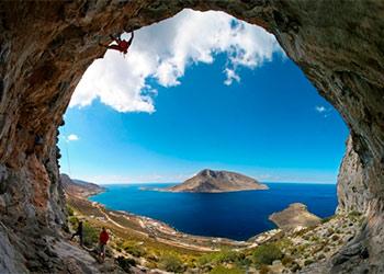 La isla de Kalymnos (Kalimnos), Islas del Dodecaneso, Islas Griegas