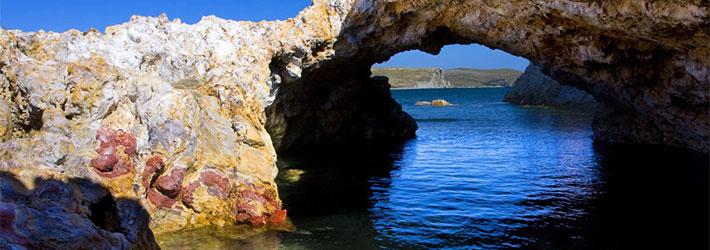 La isla de Limnos, Islas del Egeas del Norte, Grecia, Islas Griegas