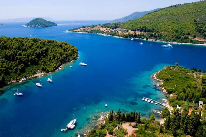 Skopelos Greece  city photos gallery : La isla de Skopelos, Islas Espóradas, Grecia, Islas Griegas