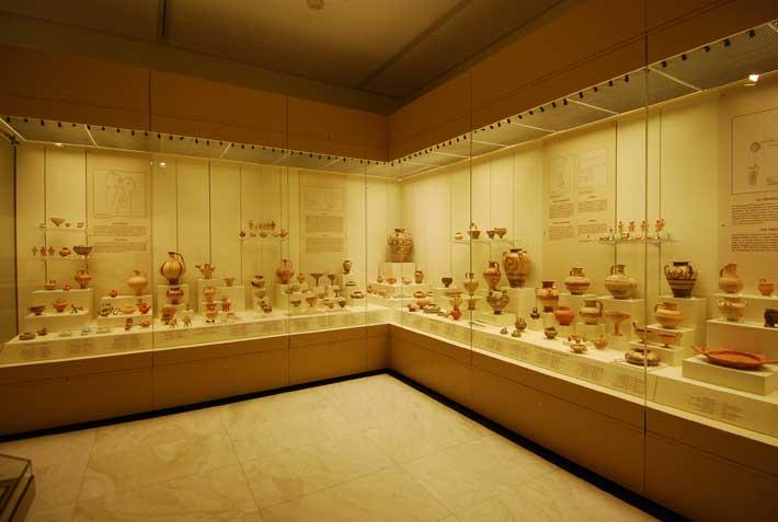 Museo Arqueológico de Micenas